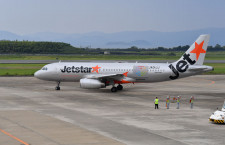 ジェットスター・ジャパン、国際線全路線運休 4月まで、入国制限影響