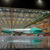777X、地上試験機ロールアウト 強度検証へ