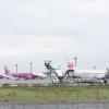JAL、関空1タミ再開は国内線から 国際線は15日