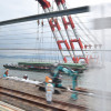 関空連絡橋、ゴールデンウィークに完全復旧へ