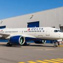 デルタ航空、A220-100を5機追加発注