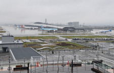 関空19年度上期の総旅客数、1634万人で過去最高