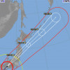 台風24号、1日も欠航160便超 30日は10万人近く影響