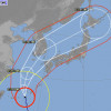 台風25号、5日は90便超が欠航 沖縄便に影響