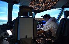 中部空港Flight of Dreams、787シミュレーター人気 10月は満員