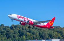 印スパイスジェット、737MAX初受領