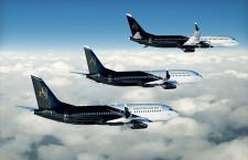 ボーイング、BBJ MAX初号機納入 737 MAXビジネスジェット