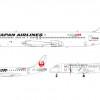 JAL、北海道復興支援で特別塗装機 義援金ツアーも