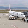 JAL、通期売上高を上方修正 18年4-9月期純利益は5.9%減