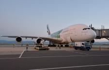 シャワーも付いてるファーストクラス 写真特集・エミレーツA380関空就航