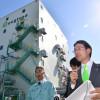 ユーグレナ出雲社長「日本はバイオ燃料後進国」 実証プラント竣工、ミドリムシで有償フライト実現へ