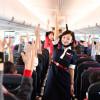 JAL、旅に出たいお年寄りの思い実現 大分へ介護予防チャーター