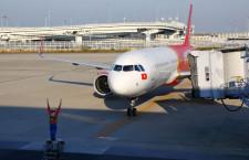 ベトジェット、関空-ハノイ就航 初の日本定期便、JALと共同運航