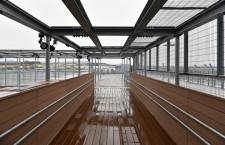 夏は大雪山眺めジンギスカン 写真特集・旭川空港国際線ターミナル開業