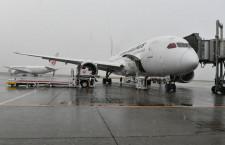 JAL、787で旭川-ホノルルチャーター 帰国便が国際線ターミナル初便に