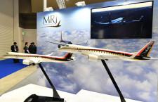 A350モックや787シミュレーター展示 国際航空宇宙展が開幕