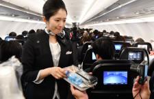 和の機内食で国際線再参入 搭乗記・スターフライヤー台北便