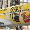 4メートル四方のトラ最大級 写真特集・スカイマーク3代目タイガースジェット