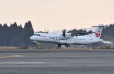 ATR、18年の納入76機 受注52機、HACも発注