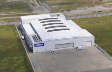 エアバス・ヘリコプターズ、神戸空港に格納庫増築
