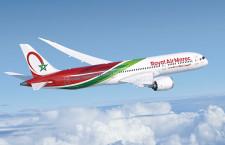 ロイヤル・エア・モロッコ、787-9初号機受領