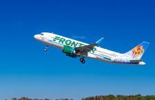 エアバス、100機目の米製A320納入 フロンティア航空へ