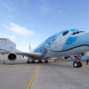 日本初のA380お披露目 写真特集・ANAフライング・ホヌ初号機