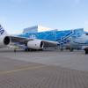 ANAのA380、20日にデリバリー式典 YouTubeで生中継、成田に21日着