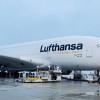 ルフトハンザ、A380新塗装初号機「Tokyo」