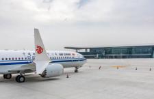 ボーイング、737 MAXを中国最終仕上げセンターから初納入