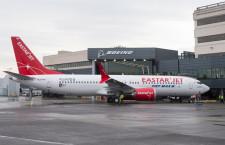 イースター航空、737 MAX韓国初受領 シンガポールなど視野