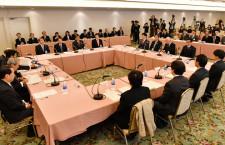 関西3空港懇談会、8年ぶり開催 関経連・松本会長「伊丹の遅延便対策を」
