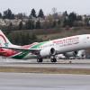 ロイヤル・エア・モロッコ、737 MAX受領 同社向け初号機