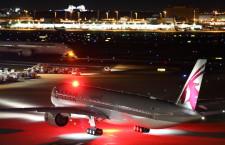 カタール航空、関空4年ぶり再就航へ 20年4月
