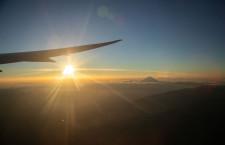 ANA、20回目の初日の出フライト 羽田発着、12日受付
