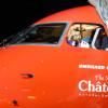 国内最長飛行のFDA秋田機長、ラストフライト 2万7000時間超える