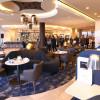 食事や睡眠重視した最上級ラウンジ 写真特集・ユナイテッド航空ポラリスがLA開業