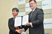 ボーイングと経産省、技術協力で合意 CTO「日本は特別な国」