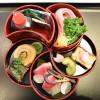 シンガポール航空、「桜」テーマの機内食 3月から