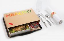 エールフランス、エコノミー有料機内食に新メニュー「ヘルシー」 4月からパリ発