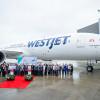 ウエストジェット、787-9初号機受領
