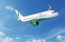 SMBC、A320neoファミリー65機発注
