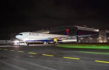 デルタ航空のA330neo、成田-シアトル8月就航