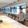 ANA、伊丹空港に新ラウンジ 滑走路に面し広さ拡充