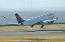 デルタ航空、中部-デトロイト期間増便 6月から1日1往復