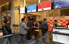 JAL、羽田-マニラ就航 深夜便、国内線へ同日乗り継ぎ