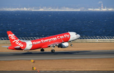 フィリピン・エアアジア、関空-マニラ就航 日本初乗り入れ
