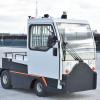 ANA、佐賀空港でトーイングトラクター自動走行試験 20年実用化向け3月に