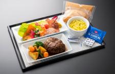 ANA、エコノミーとプレエコに有料機内食追加 4月から欧米便