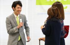 ソラシド、空港接客コンテスト初開催 羽田・瀬尾さんがグランプリ